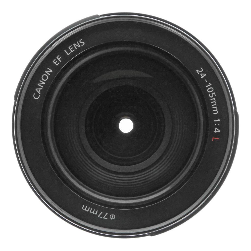Canon EF 24-105mm 1:4 L IS USM Schwarz