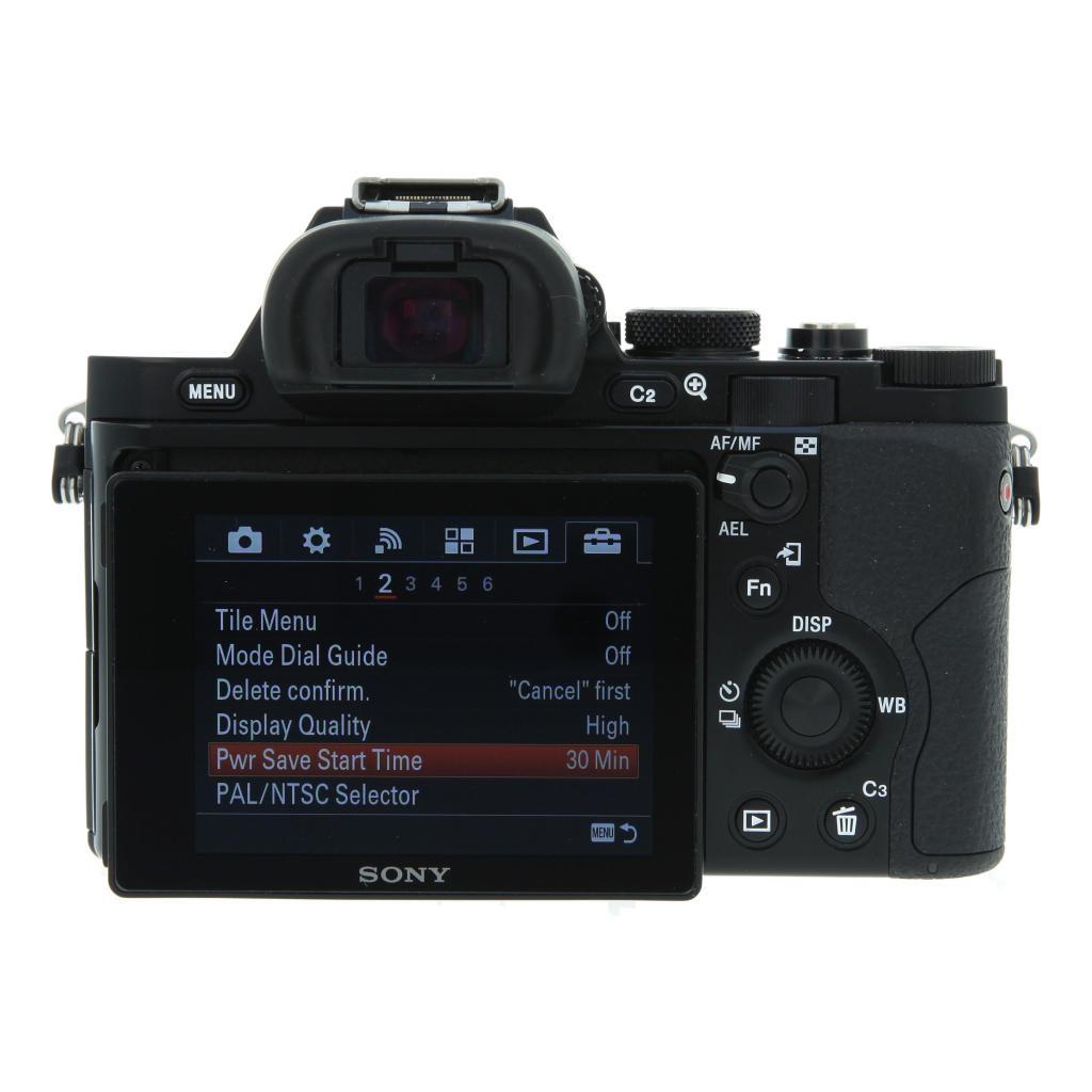 Sony Alpha 7R / ILCE-7R Schwarz