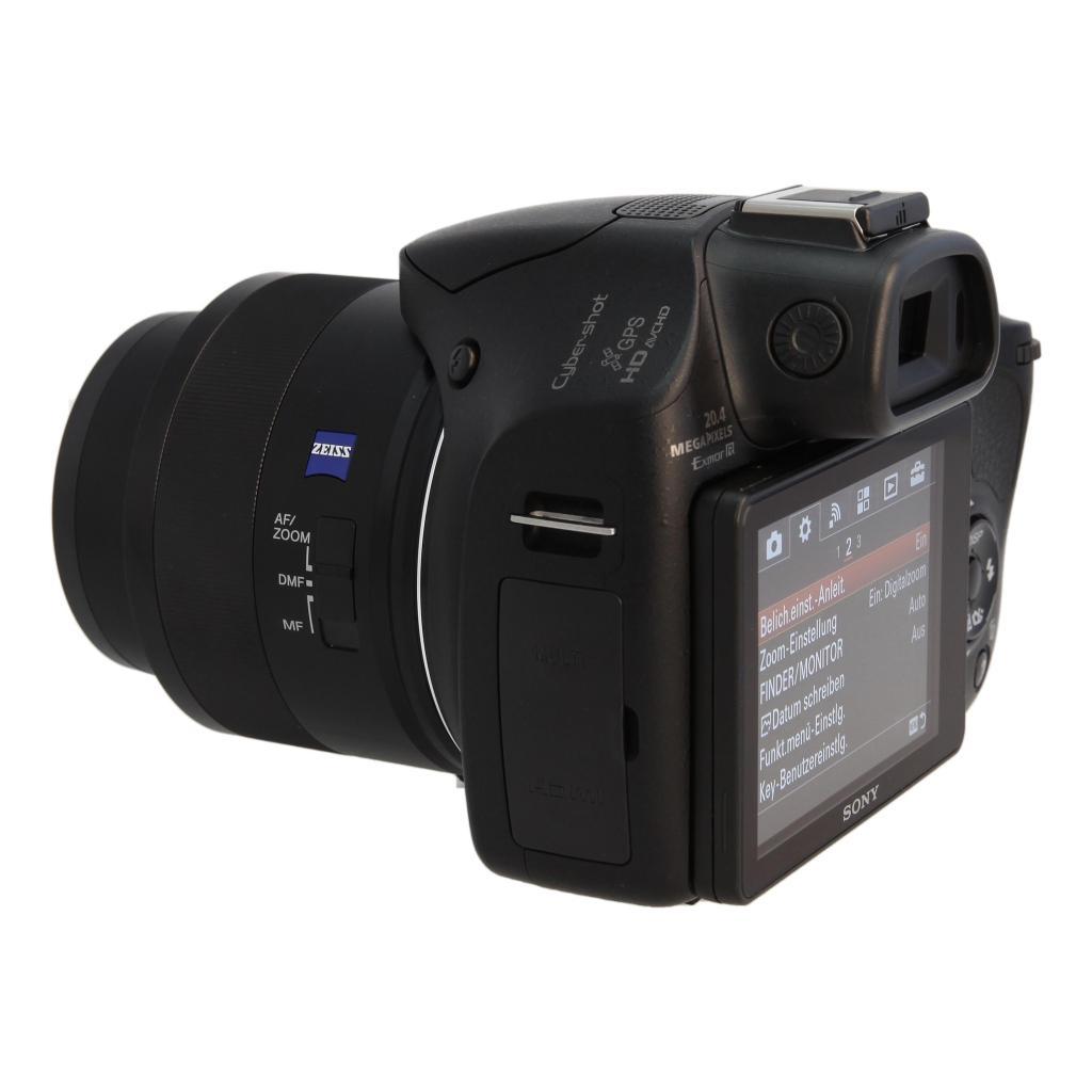 Sony Cyber-shot DSC-HX400V noir pas cher   asgoodasnew.fr