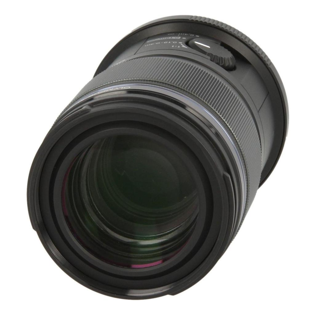 Olympus Zuiko Digital 60mm 1:2.8 ED Macro Schwarz