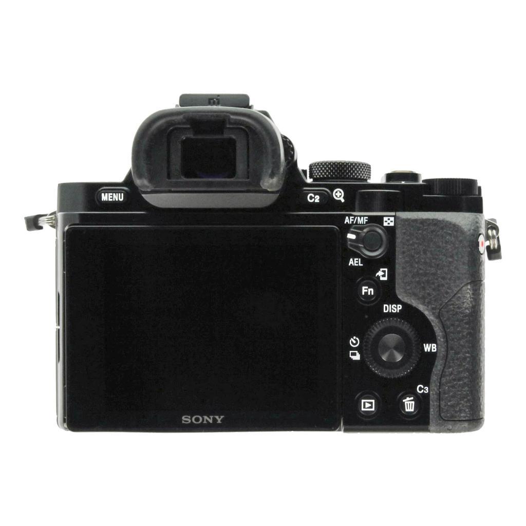 Sony Alpha 7s/ILCE-7S negro