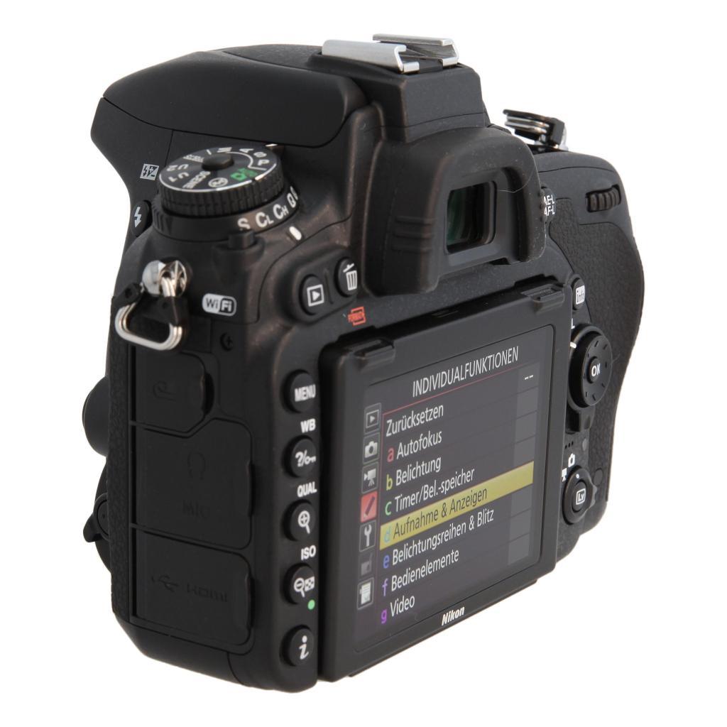 Nikon D750 Schwarz
