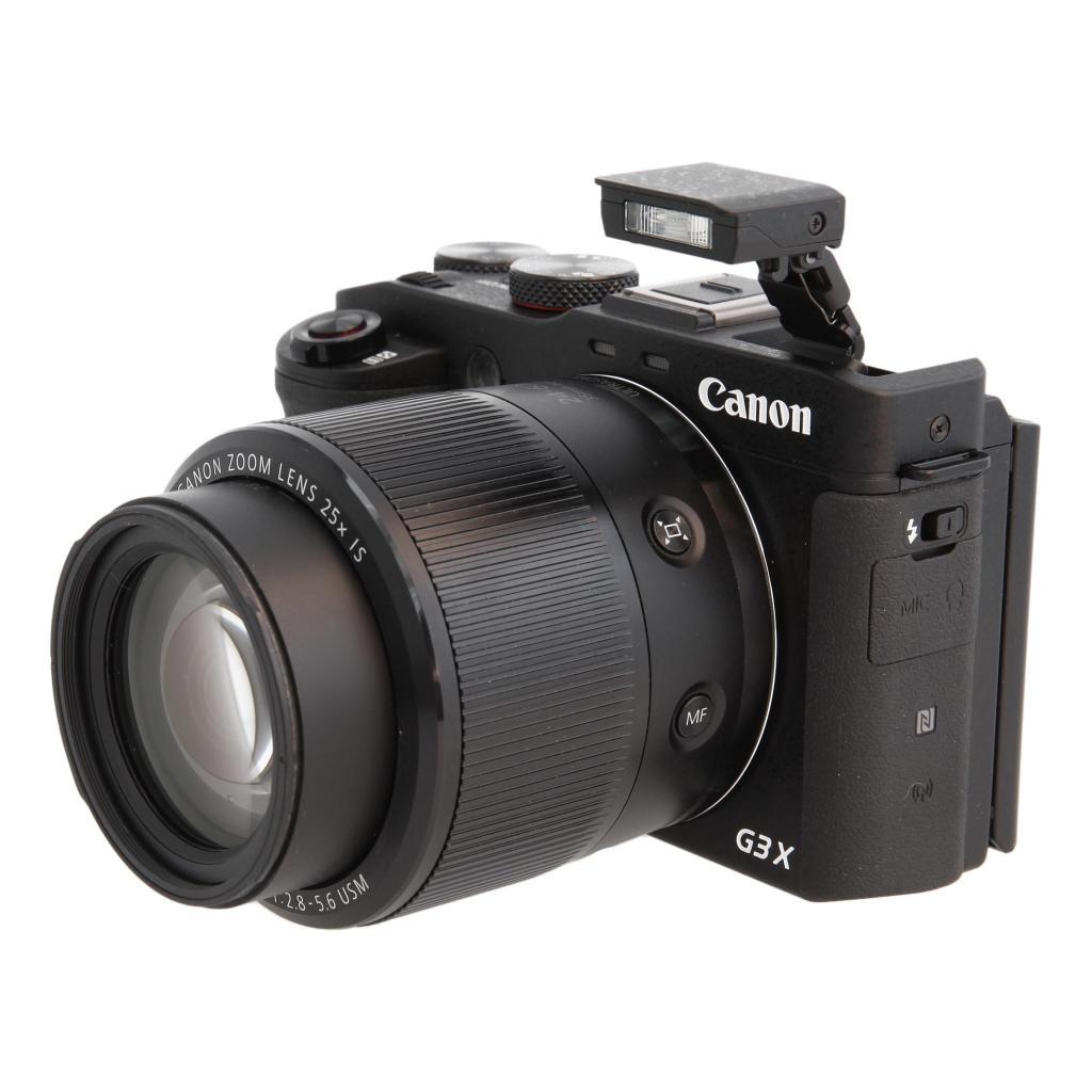 Canon PowerShot G3 X Schwarz