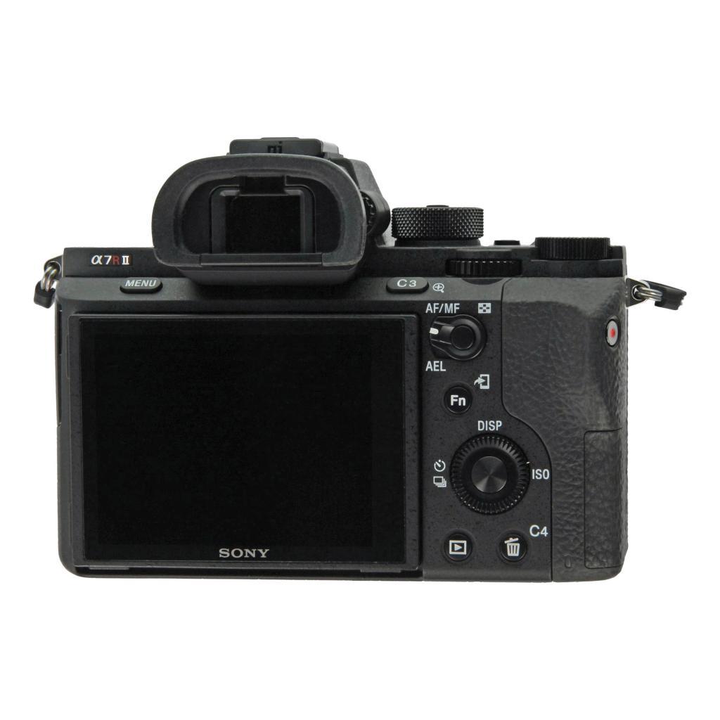 Sony Alpha 7R II / ILCE-7RM2 Schwarz