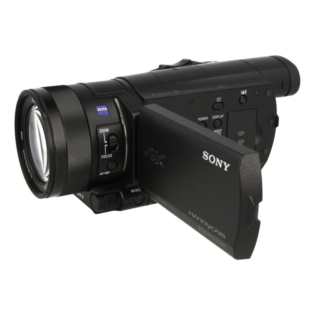 Sony FDR-AX100E Schwarz