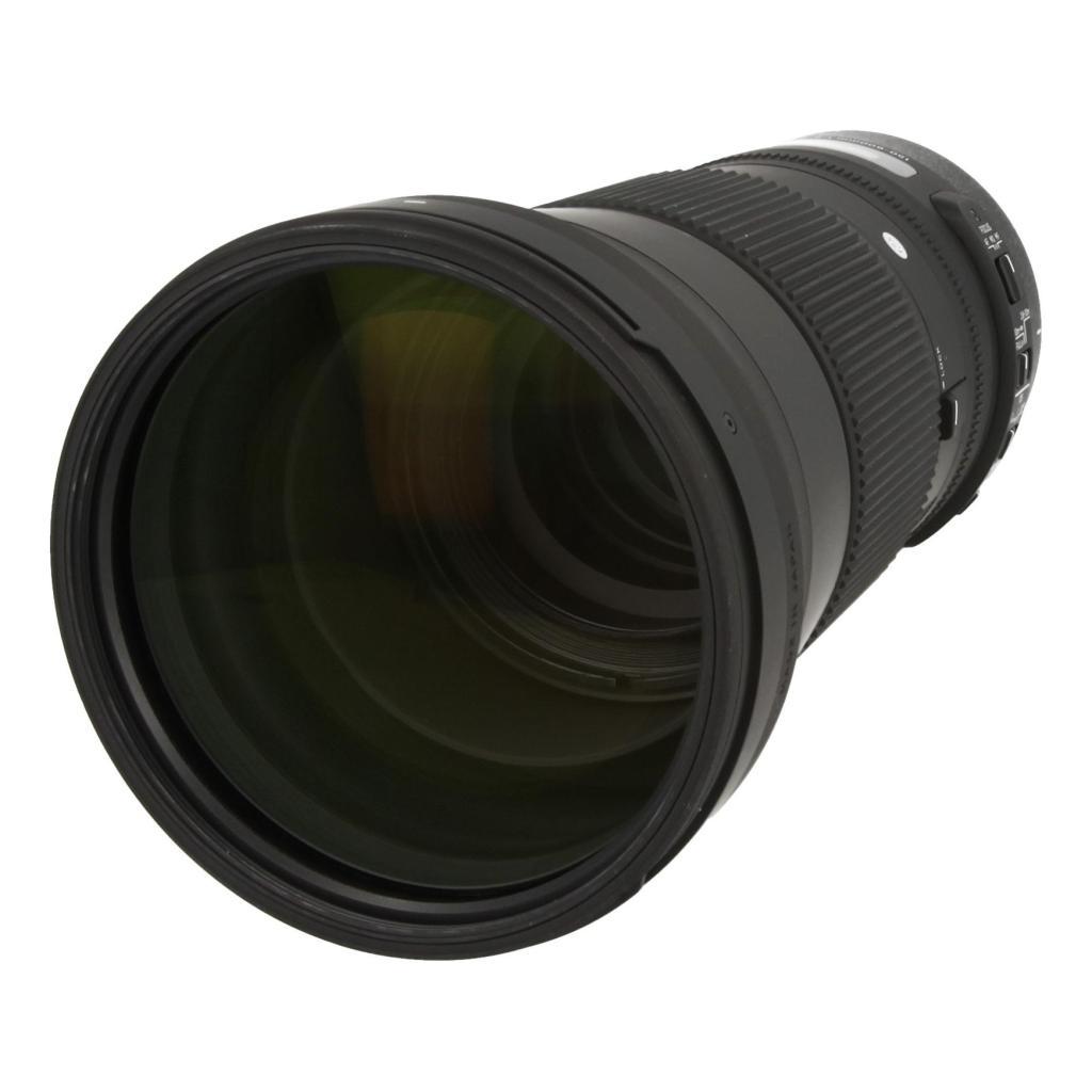 Sigma 150-600mm 1:5.0-6.3 AF Contemporary DG OS HSM für Canon Schwarz