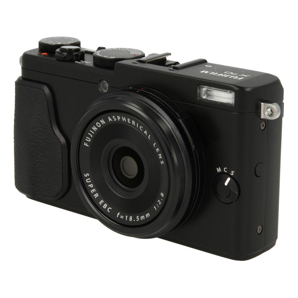 Fujifilm FinePix X70 Schwarz