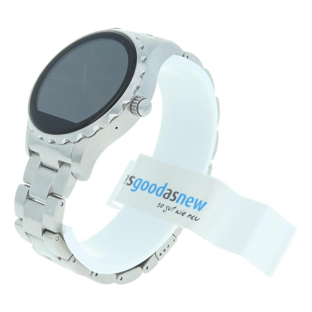 Fossil Q Marshal silber mit Gliederarmband silber (FTW2109) Silber