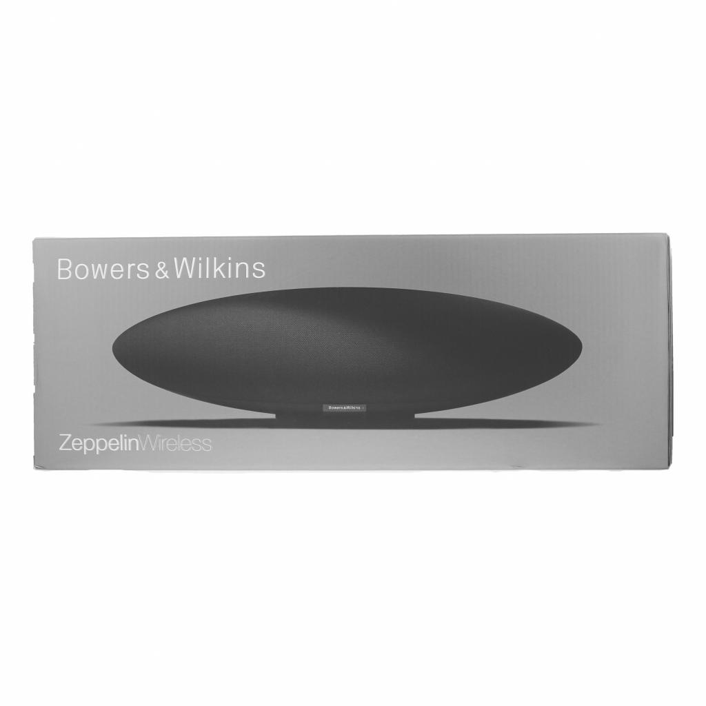 Bowers & Wilkins Zeppelin Wireless schwarz