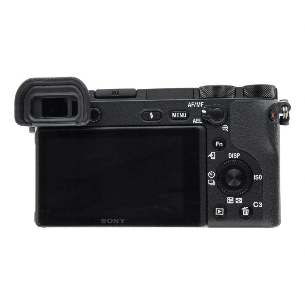 Sony Alpha 6500 / ILCE-6500 Schwarz
