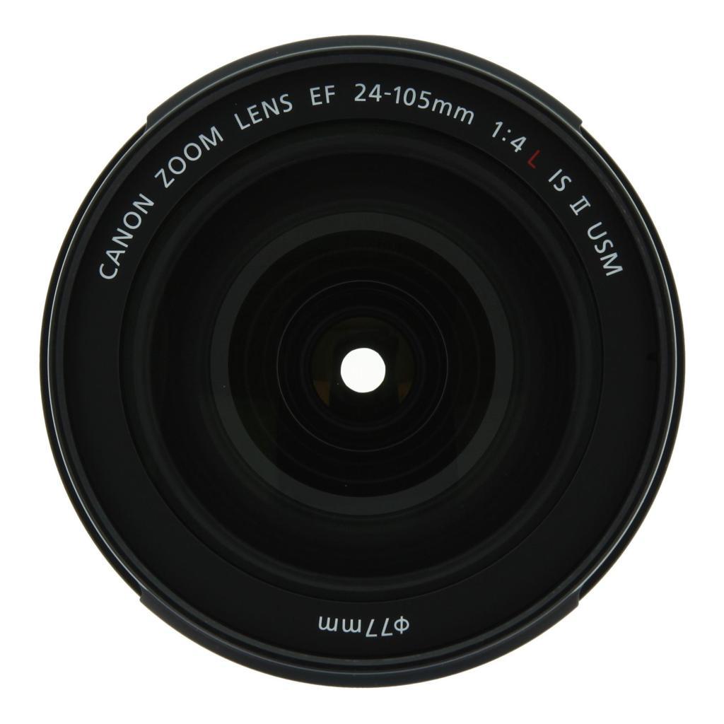Canon 24-105mm 1:4.0 EF L IS II USM Schwarz