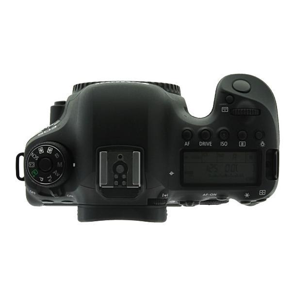 Canon EOS 6D Mark II schwarz