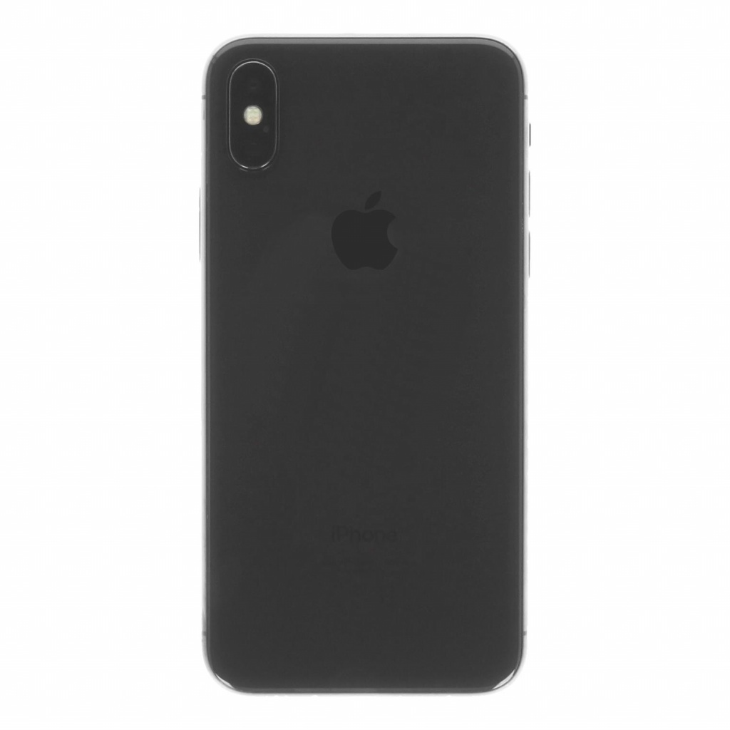 Apple iPhone X 64GB spacegrau