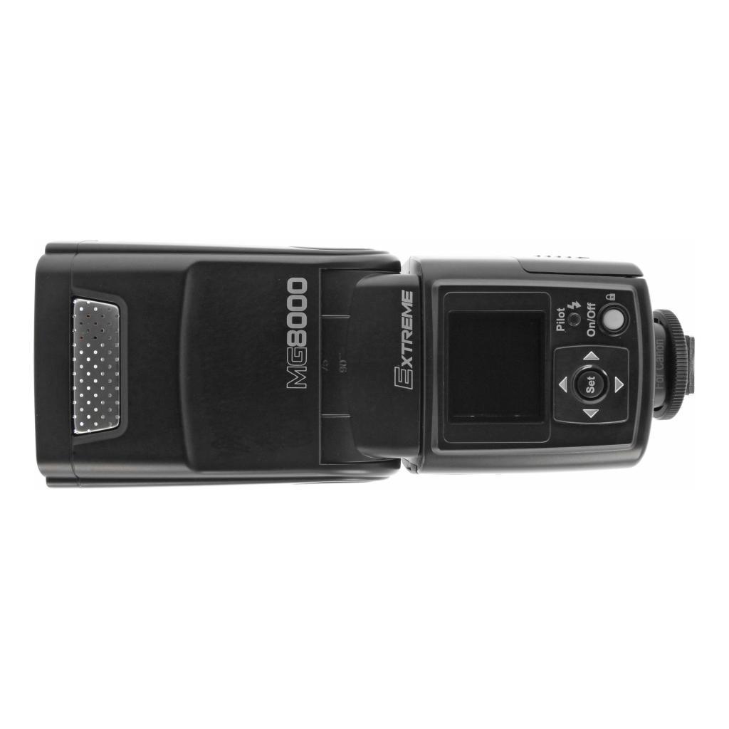 Nissin Speedlite MG8000 für Canon schwarz