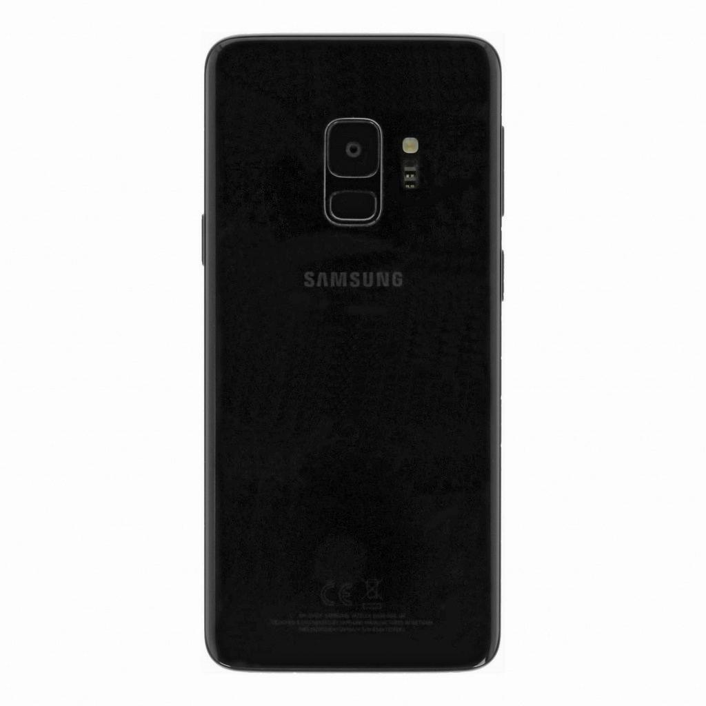 Samsung Galaxy S9 DuoS (G960F/DS) 64GB schwarz