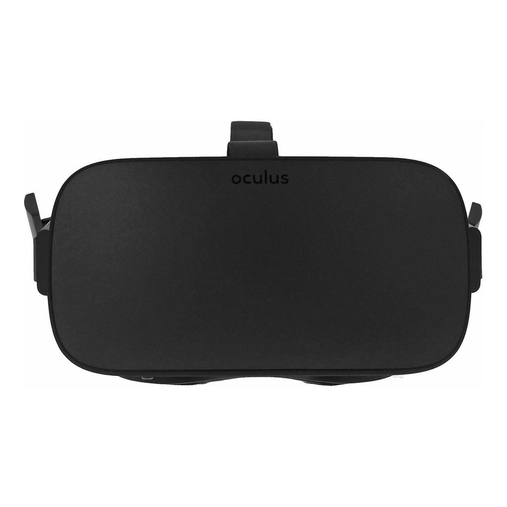 Oculus Rift schwarz