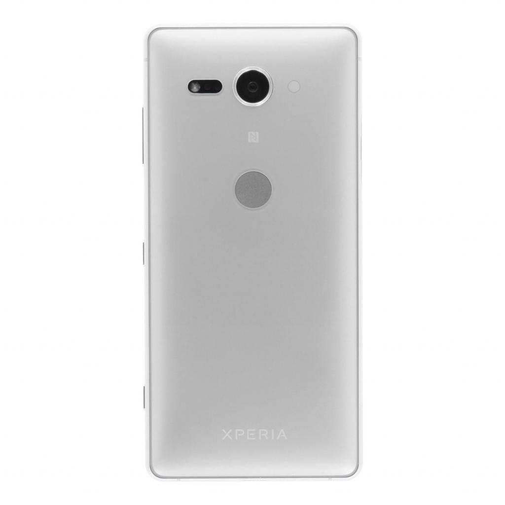 Sony Xperia XZ2 compact Dual-Sim 64Go argent