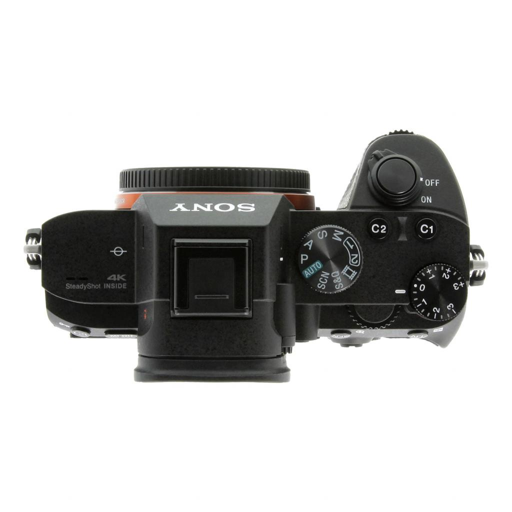 Sony Alpha 7 III schwarz