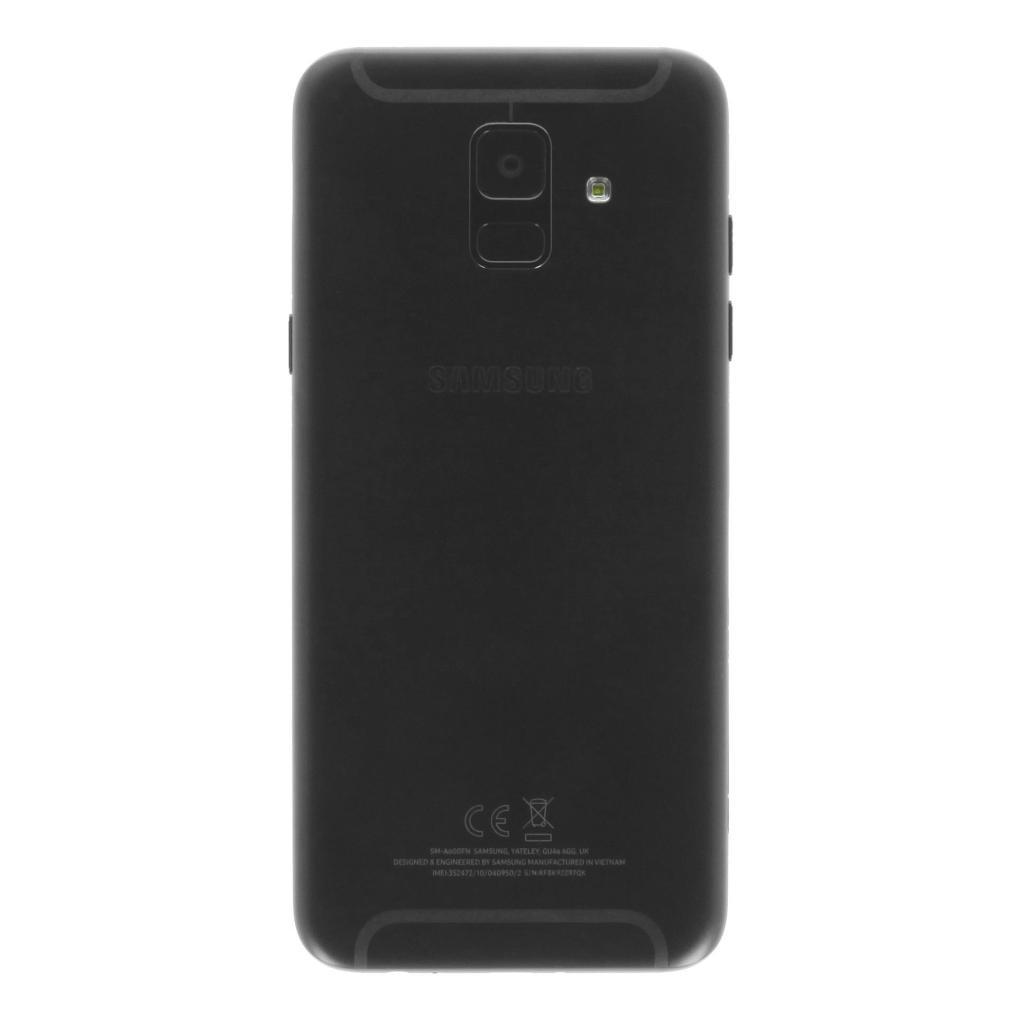 Samsung Galaxy A6 (2018) DuoS 32GB schwarz