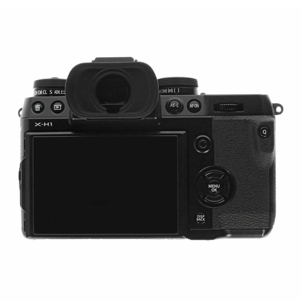 Fujifilm X-H1 schwarz