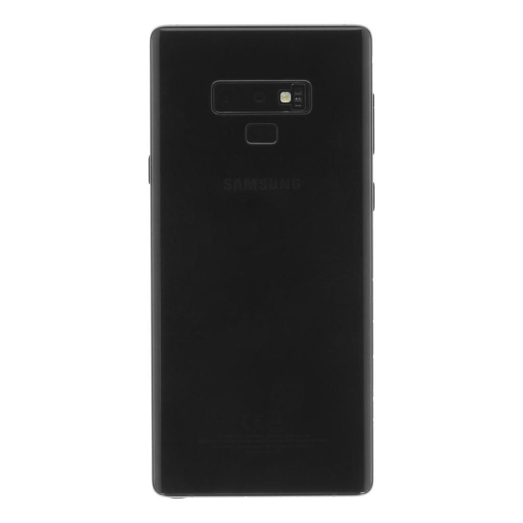 Samsung Galaxy Note 9 Duos (N960F/DS) 512GB schwarz