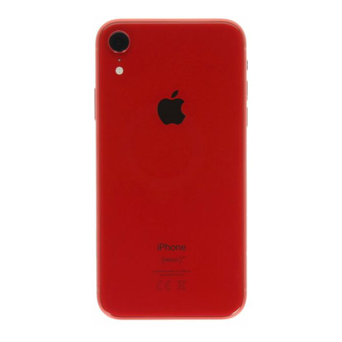 Apple iPhone XR 256GB rot