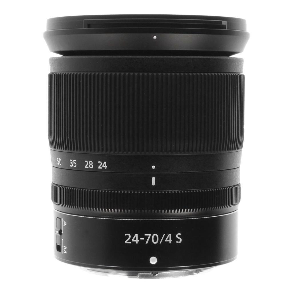 Nikon 24-70mm 1:4.0 Z S schwarz