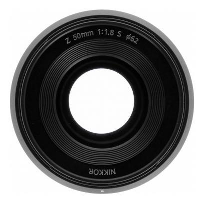 Nikon 50mm 1:1.8 Z S schwarz