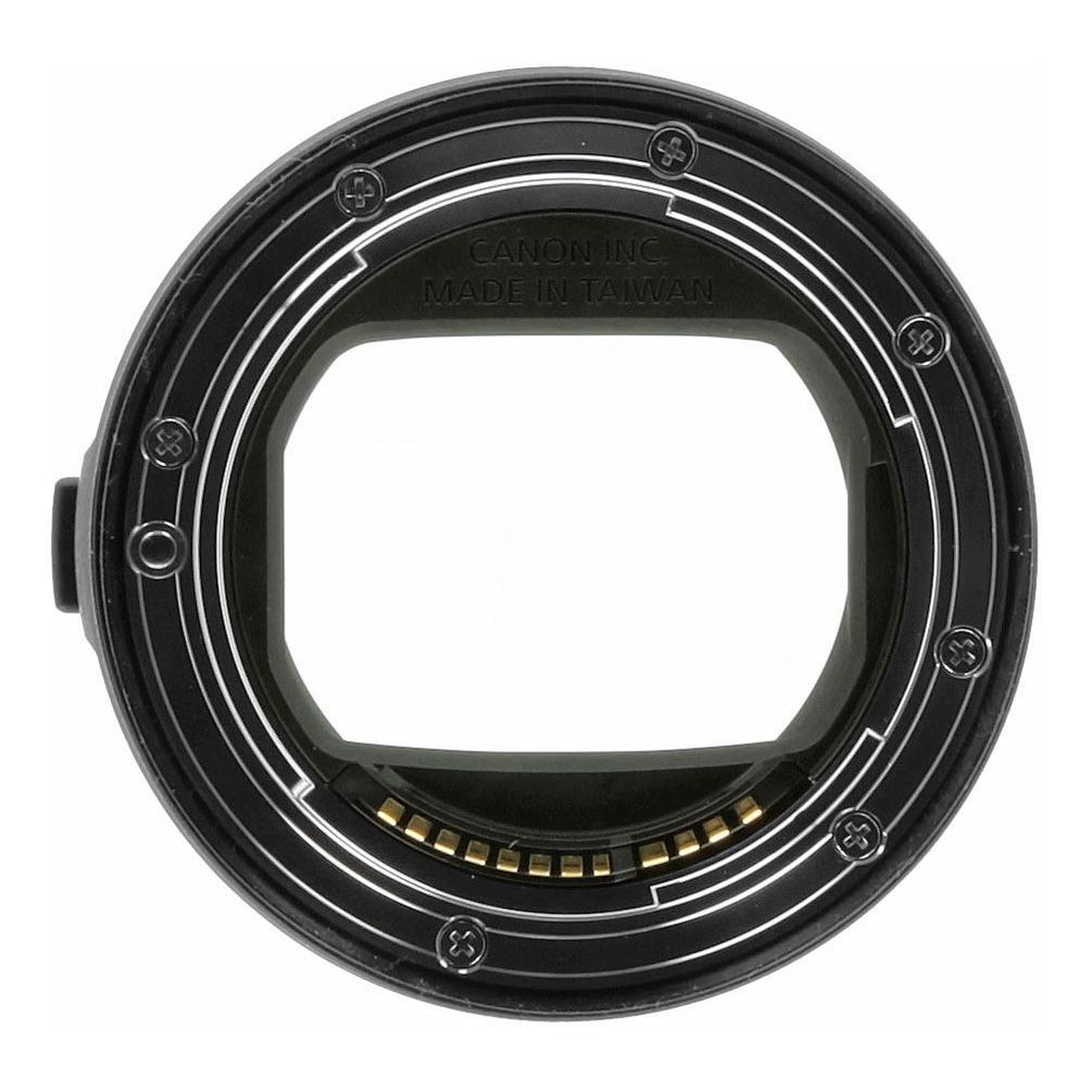 Canon EF-EOS R Objektivadapter schwarz