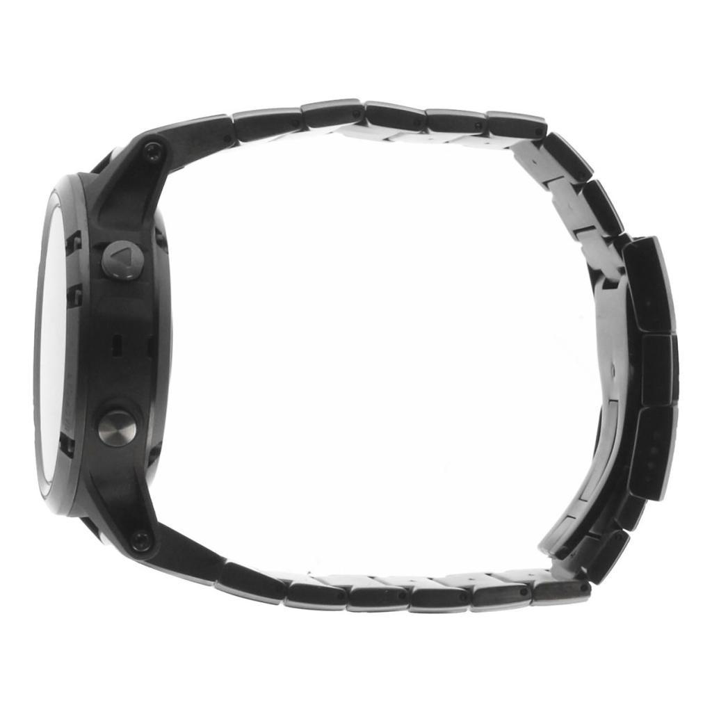 Garmin Fenix 5 Plus Saphir titan mit Titanarmband (010-01988-03) titan