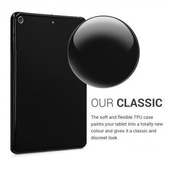 kwmobile Soft Case für Apple iPad Mini 5 (2019) (48048.01) schwarz