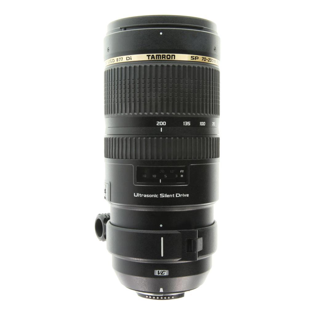 Tamron 70-200mm 1:2.8 SP AF Di VC USD für Nikon F schwarz