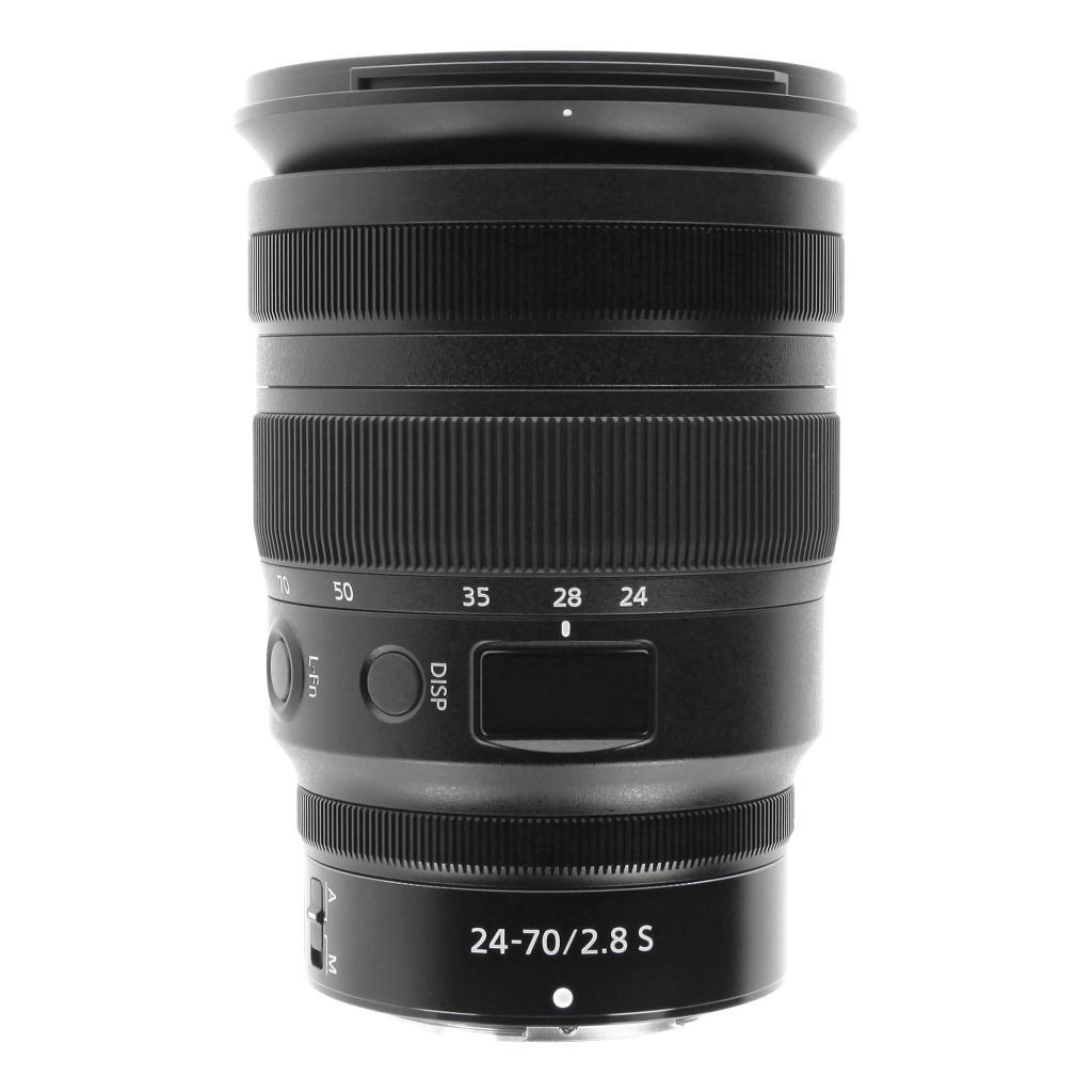 Nikon 24-70mm 1:2.8 Z S schwarz