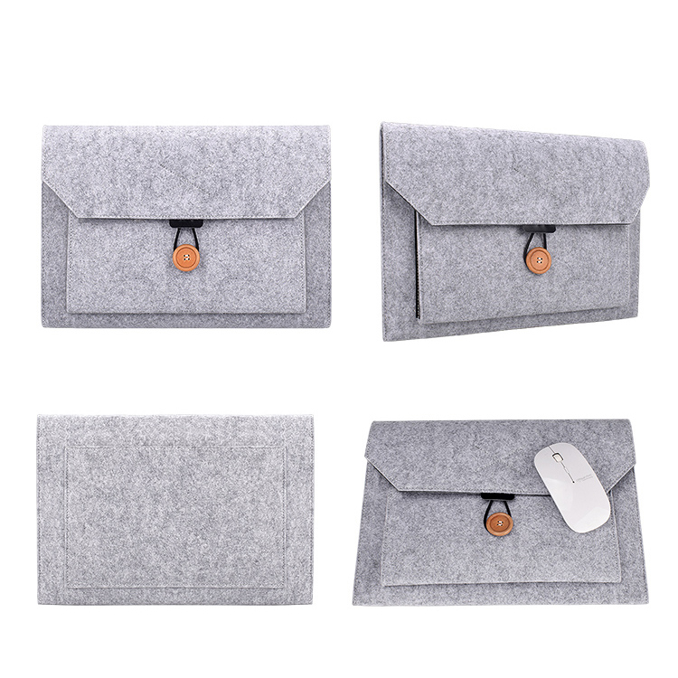 "Sleeve für Apple MacBook 15,4"" -ID16958 grau"