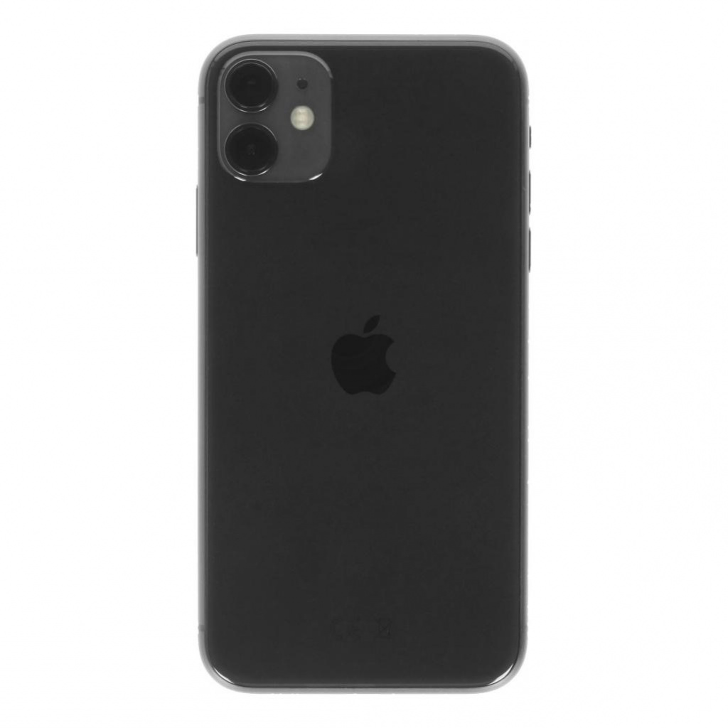 Apple iPhone 11 256GB schwarz