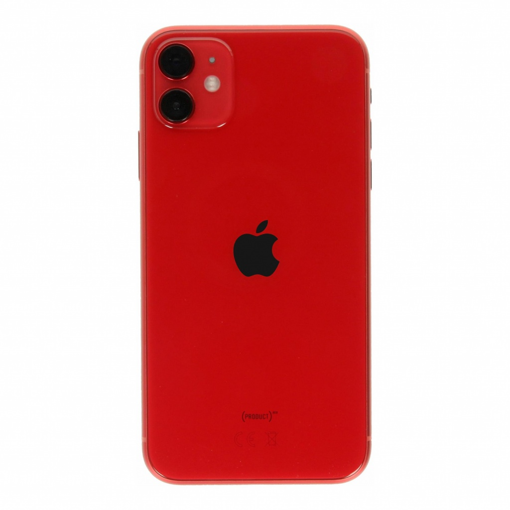 Apple iPhone 11 256GB rot