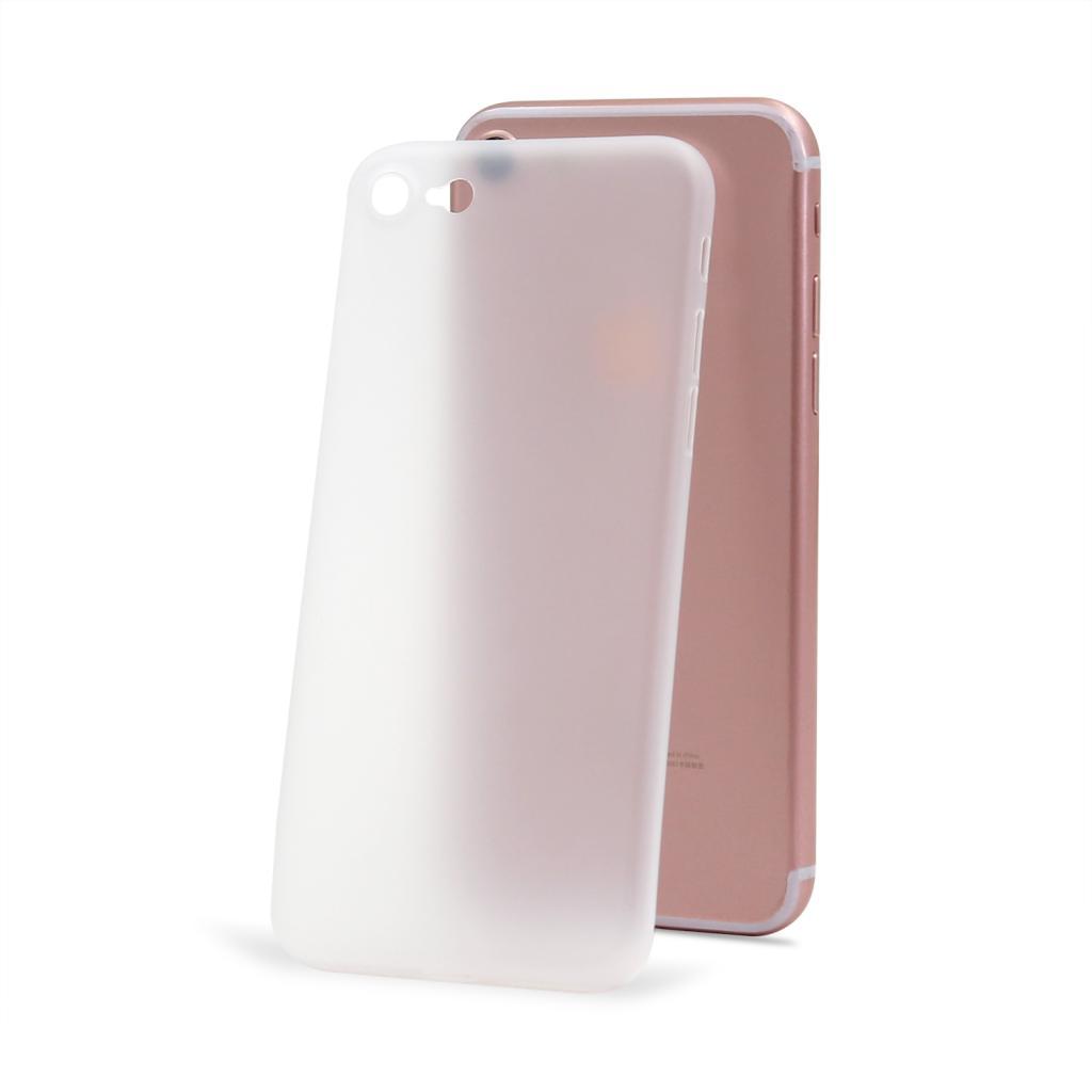 Hard Case für Apple iPhone 7 / 8 -ID16987 weiß/durchsichtig