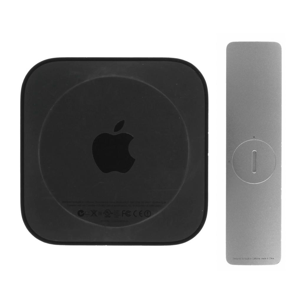 Apple TV 3. Generation schwarz