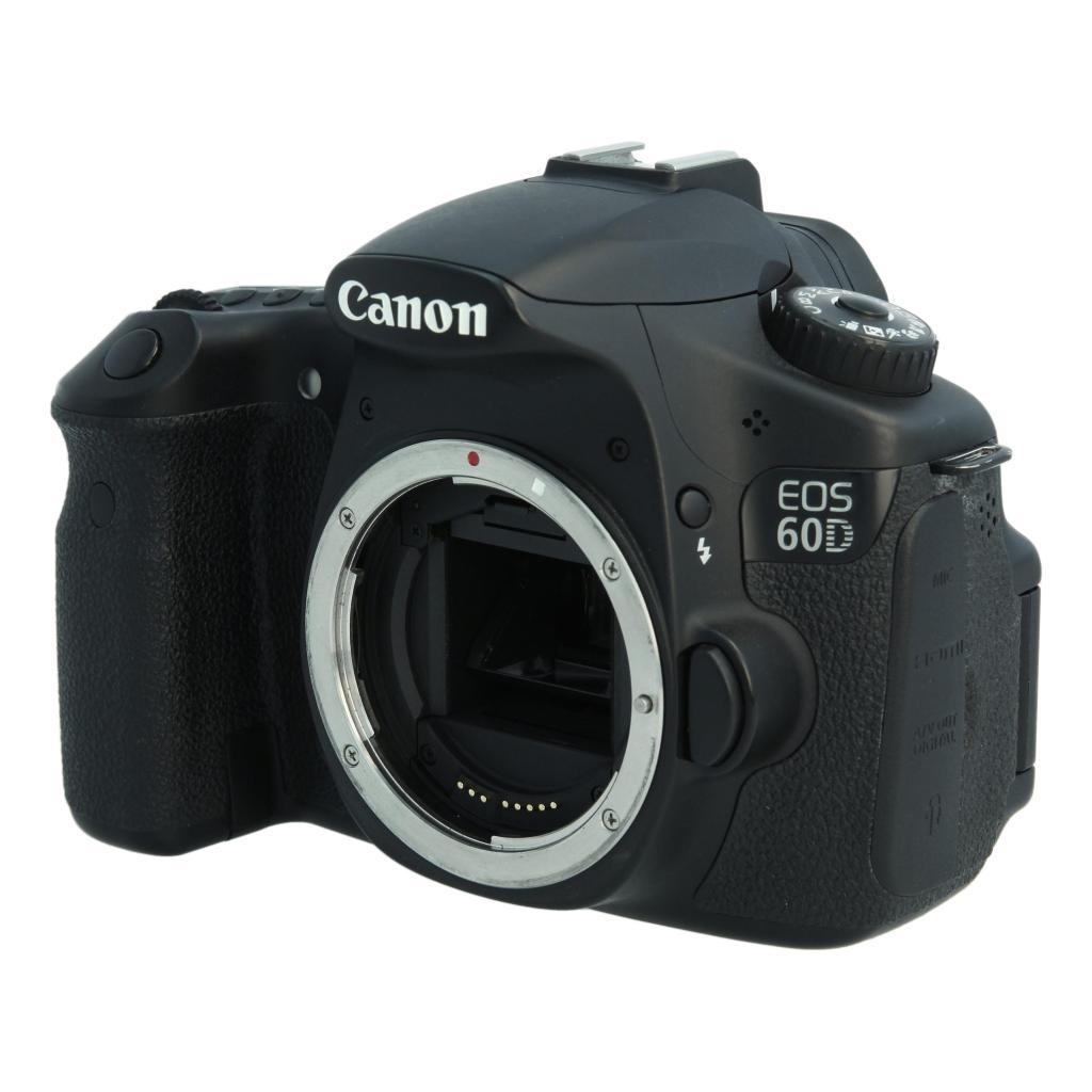 Canon EOS 60D Schwarz