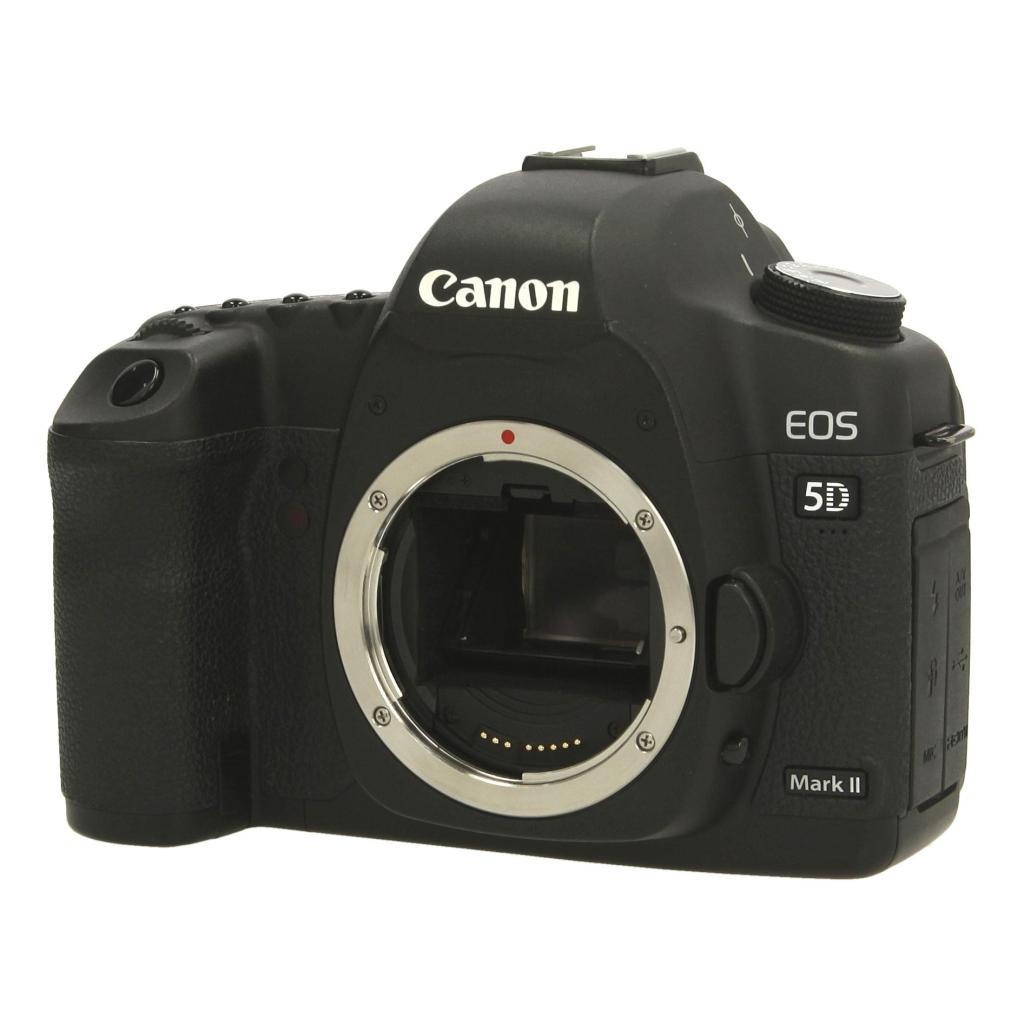 Canon EOS 5D Mark II Schwarz