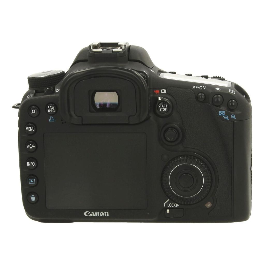 Canon EOS 7D Schwarz