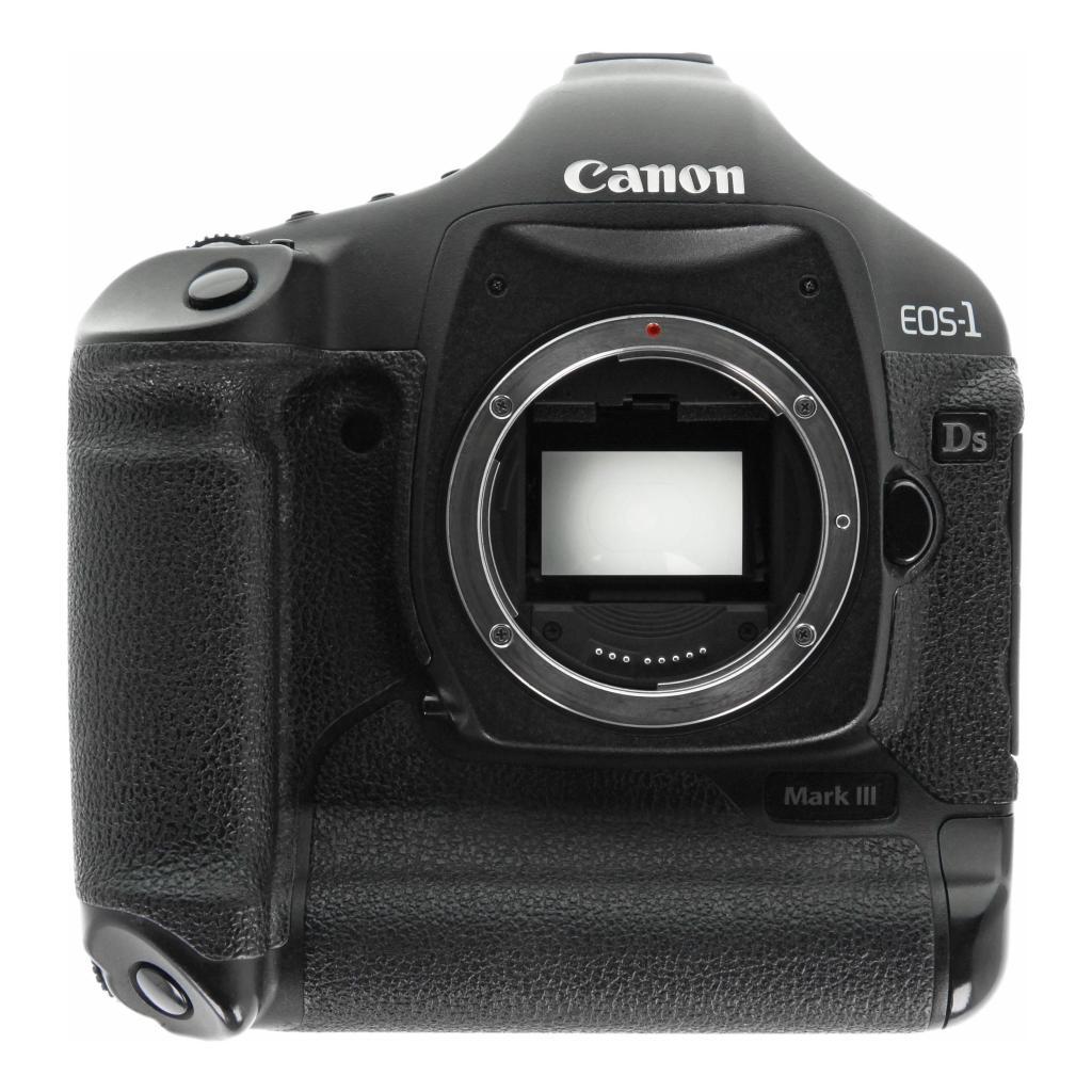 Canon EOS 1Ds Mark III Schwarz