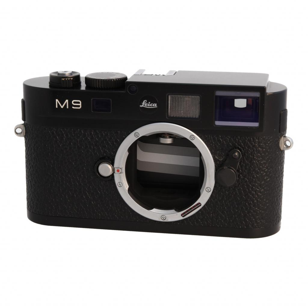 Leica M9 Schwarz
