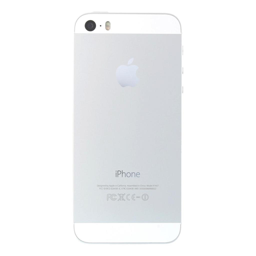 Apple iPhone 5s (A1457) 16 GB Silber