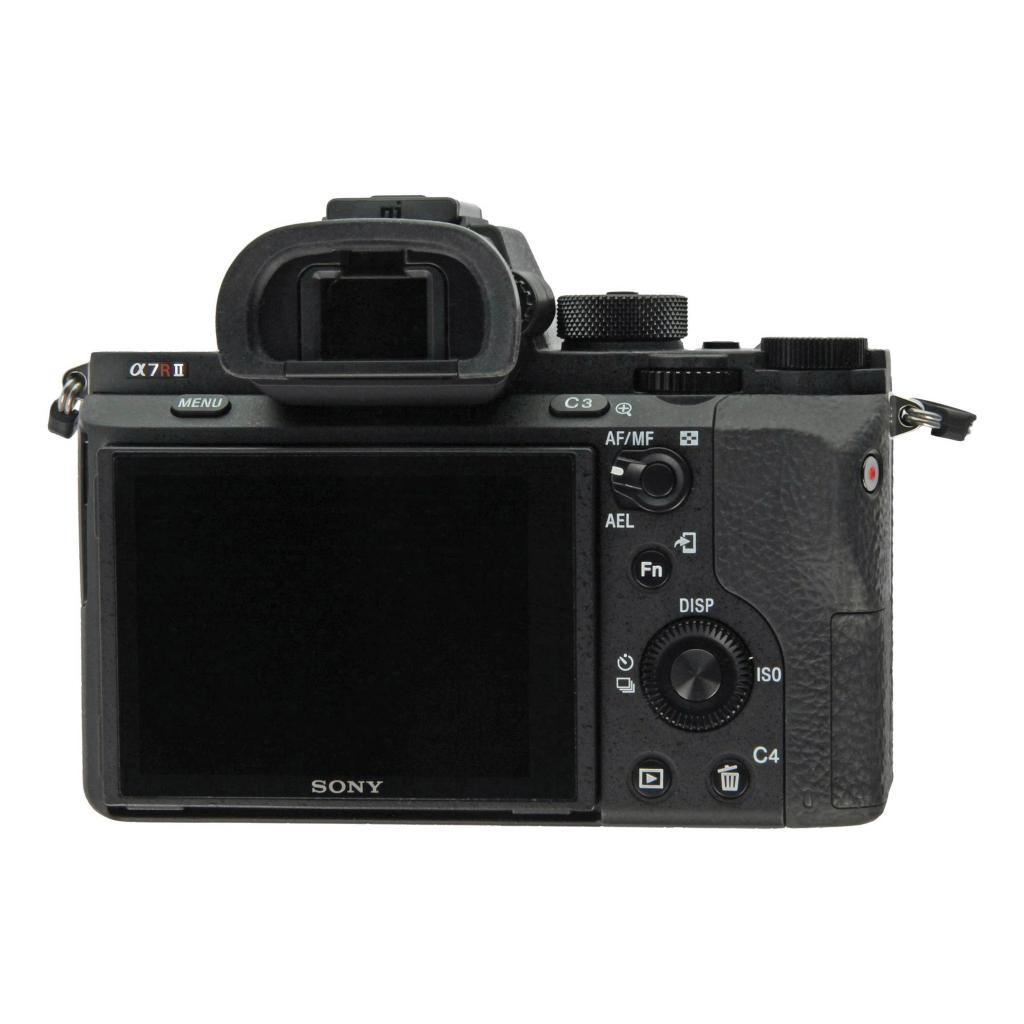 Sony Alpha 7R II / ILCE-7RM2 negro