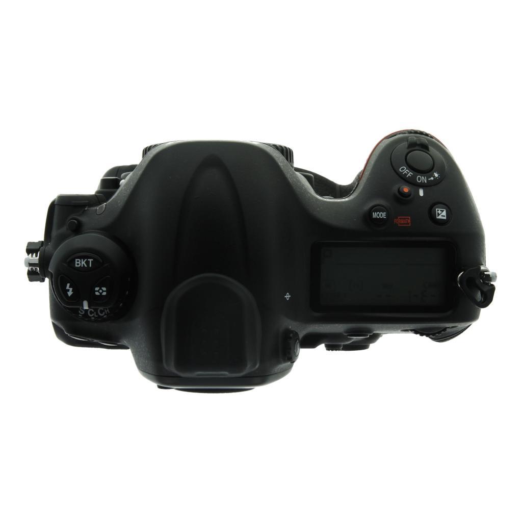 Nikon D4s Schwarz
