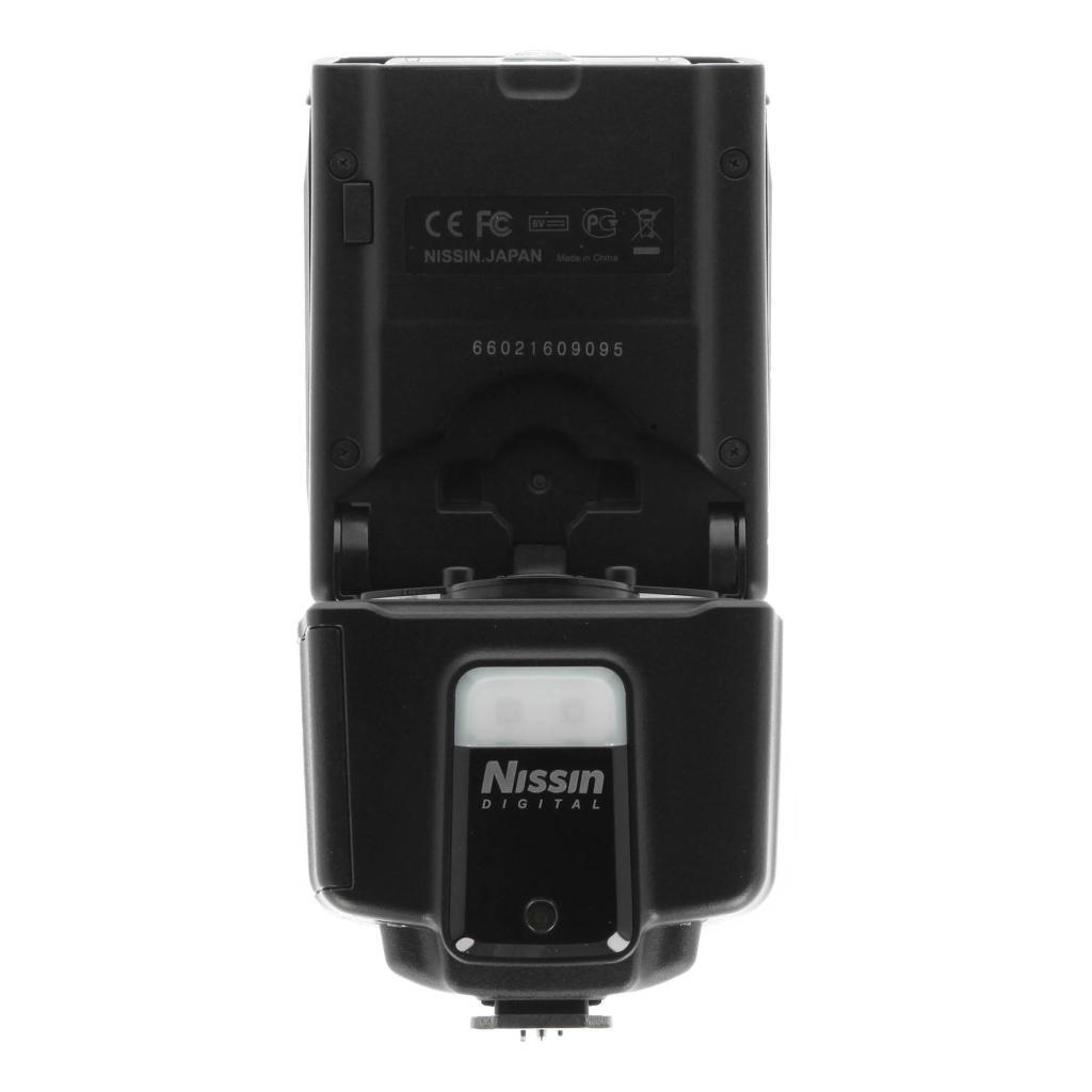 Nissin i40 für Nikon schwarz