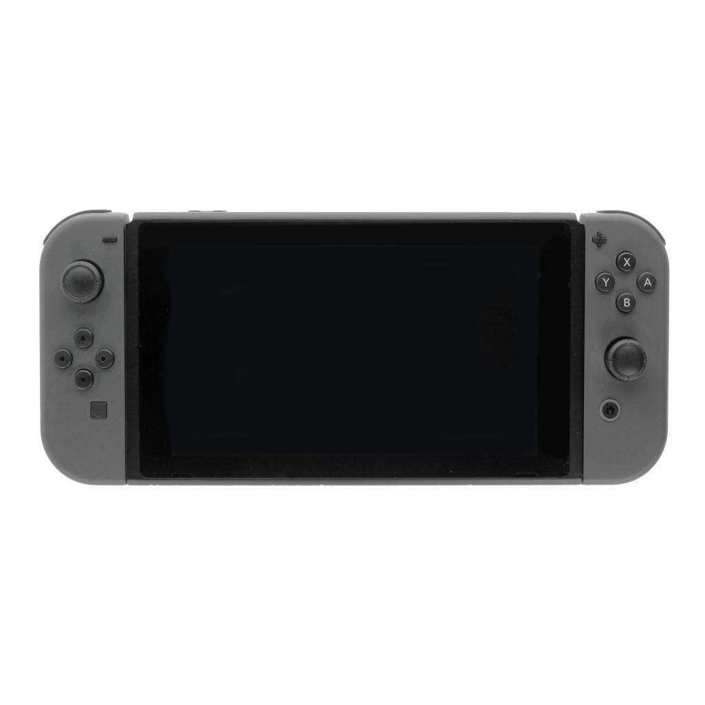 Nintendo Switch negro/gris