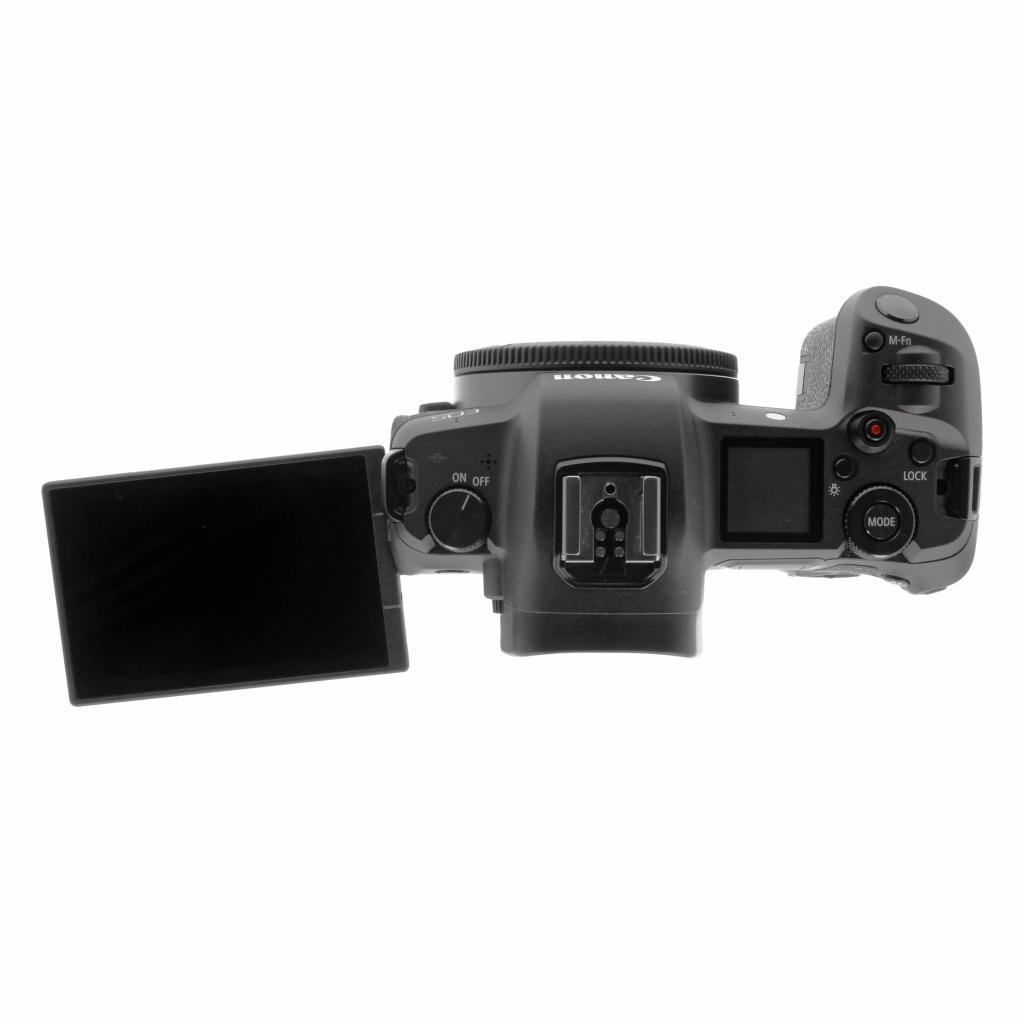 Canon EOS R mit Objektivadapter EF-EOS R schwarz