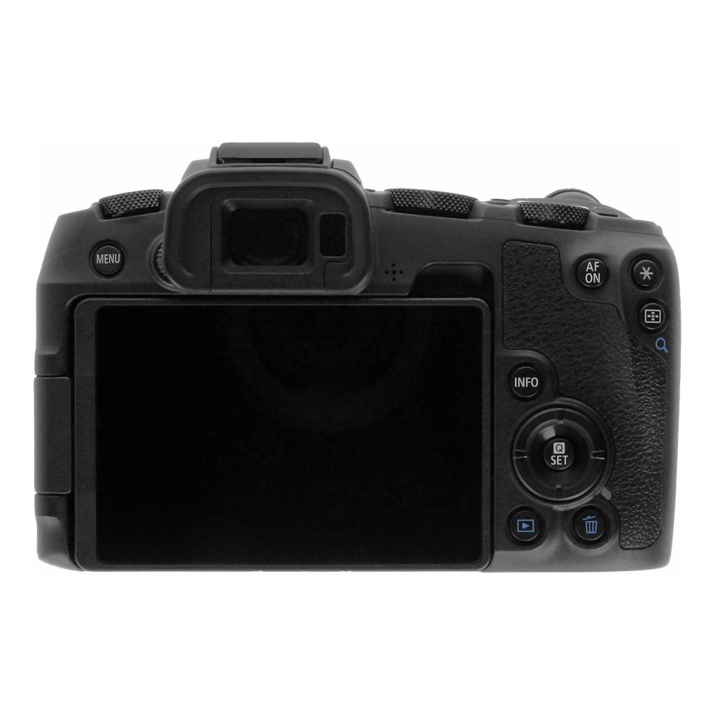 Canon EOS RP mit Objektivadapter EF-EOS R schwarz
